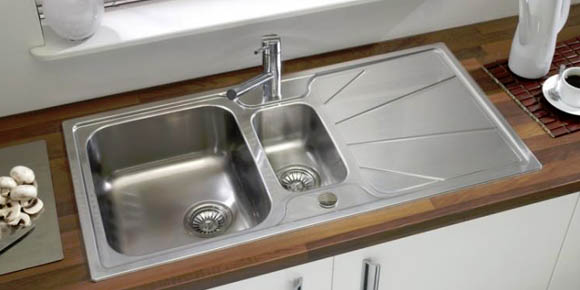 Stainless Steel Sinks. Previous; Next